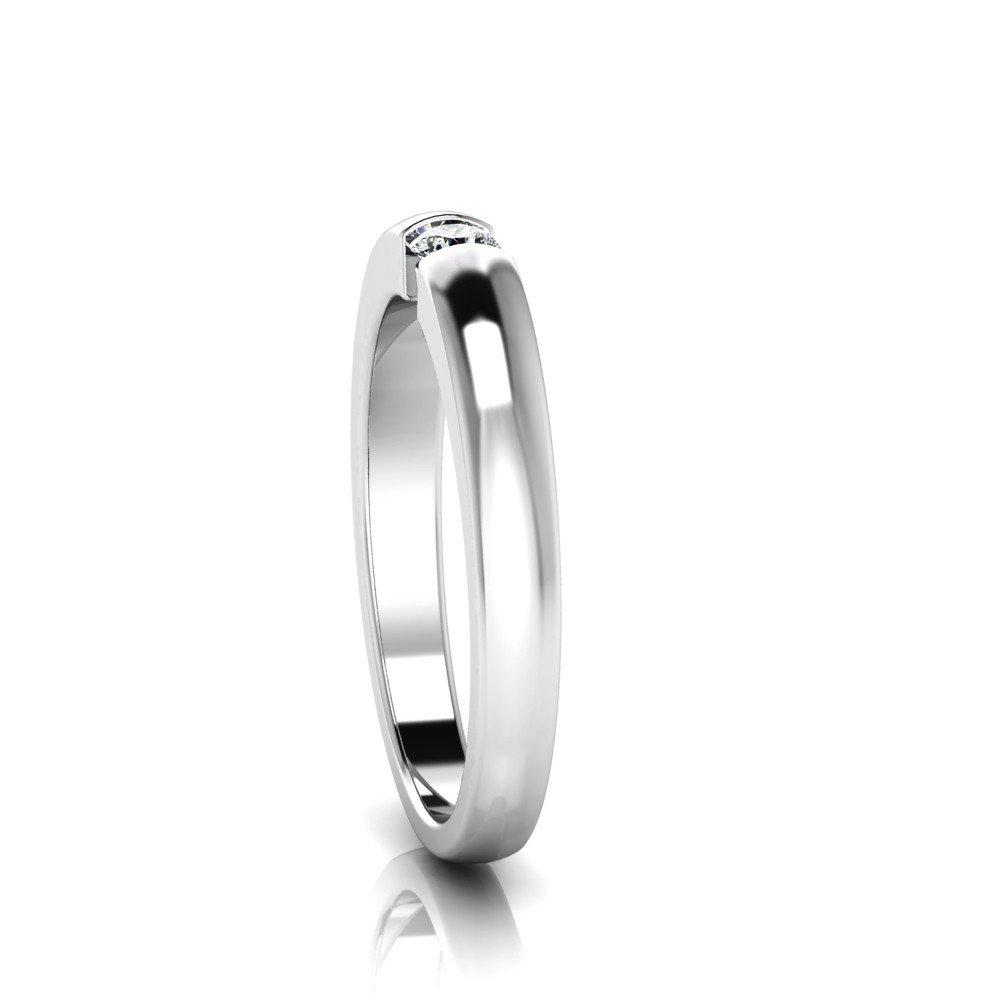 Vorschau: Verlobungsring-VR04-925er-Silber-9606-ceta