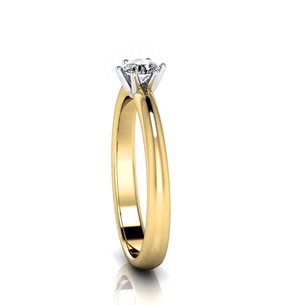 Vorschau: Verlobungsring-VR01-333er-Gelb-Weißgold-4904-ceta