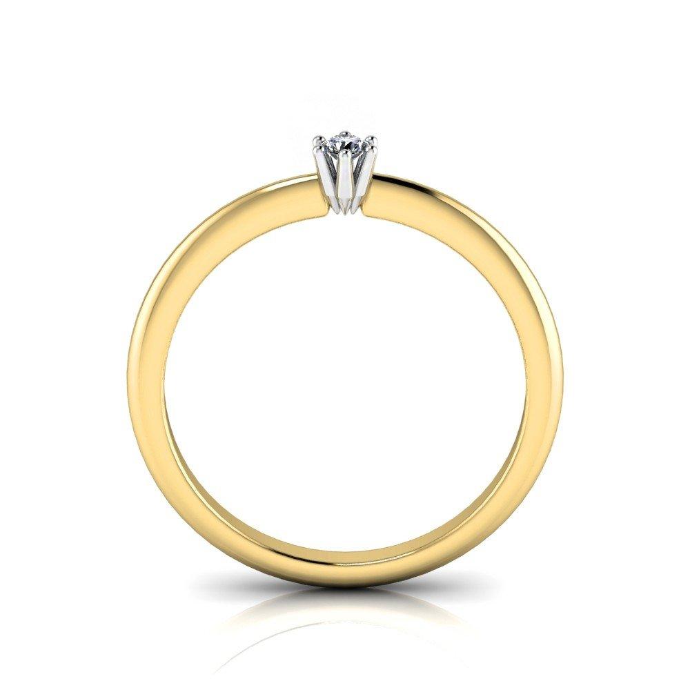 Vorschau: Verlobungsring-VR01-333er-Gelb-Weißgold-1042-beta