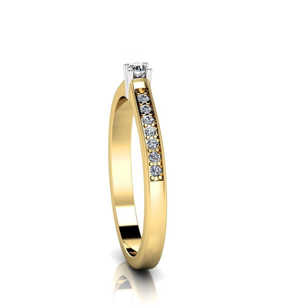 Vorschau: Verlobungsring-VR05-333er-Gelb-Weißgold-1006-ceta