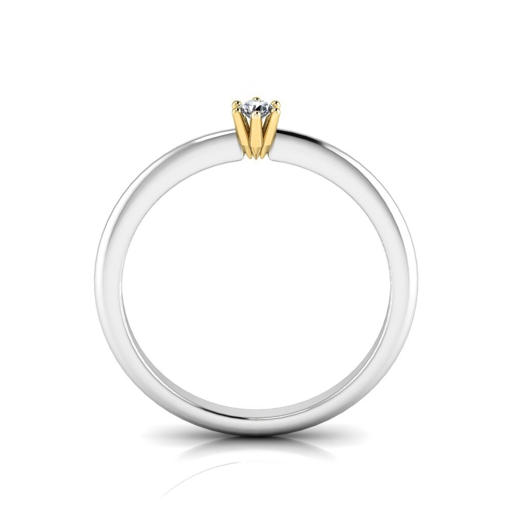 Vorschau: Verlobungsring-VR01-333er-Weiß-Gelbgold-1162-beta