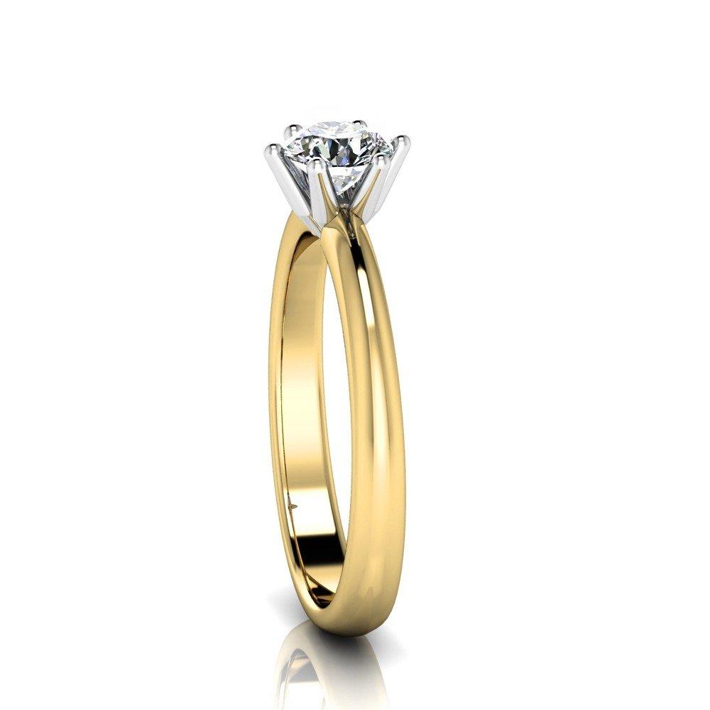 Vorschau: Verlobungsring-VR01-333er-Gelb-Weißgold-4912-ceta
