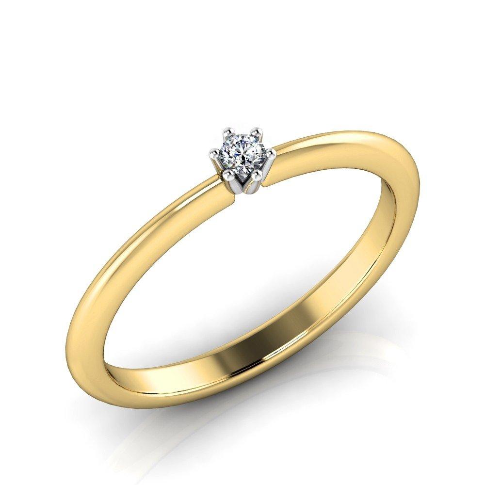 Verlobungsring-VR01-333er-Gelb-Weißgold-1042