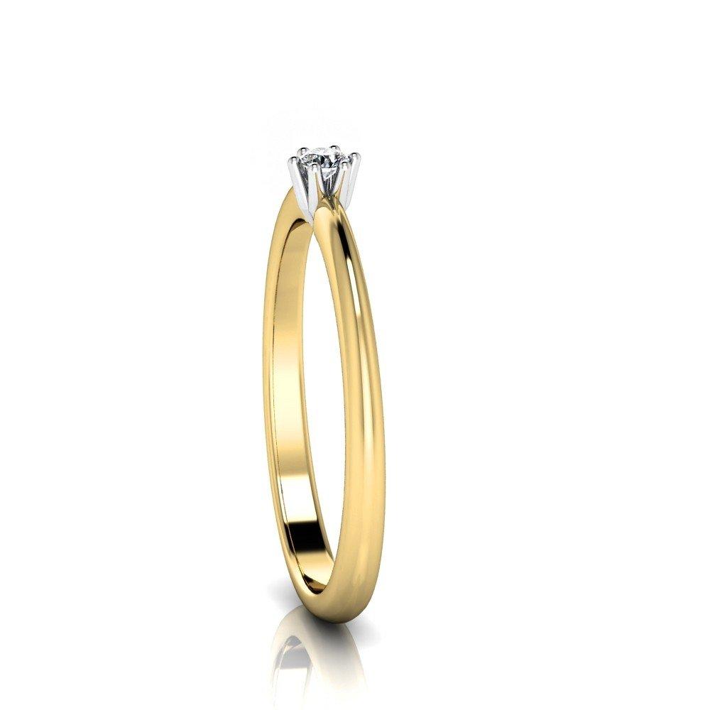 Vorschau: Verlobungsring-VR01-333er-Gelb-Weißgold-1042-ceta