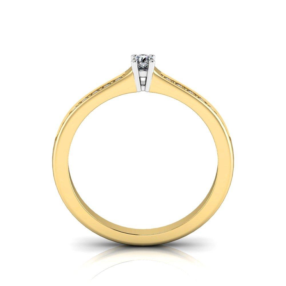 Vorschau: Verlobungsring-VR05-333er-Gelb-Weißgold-1006-beta
