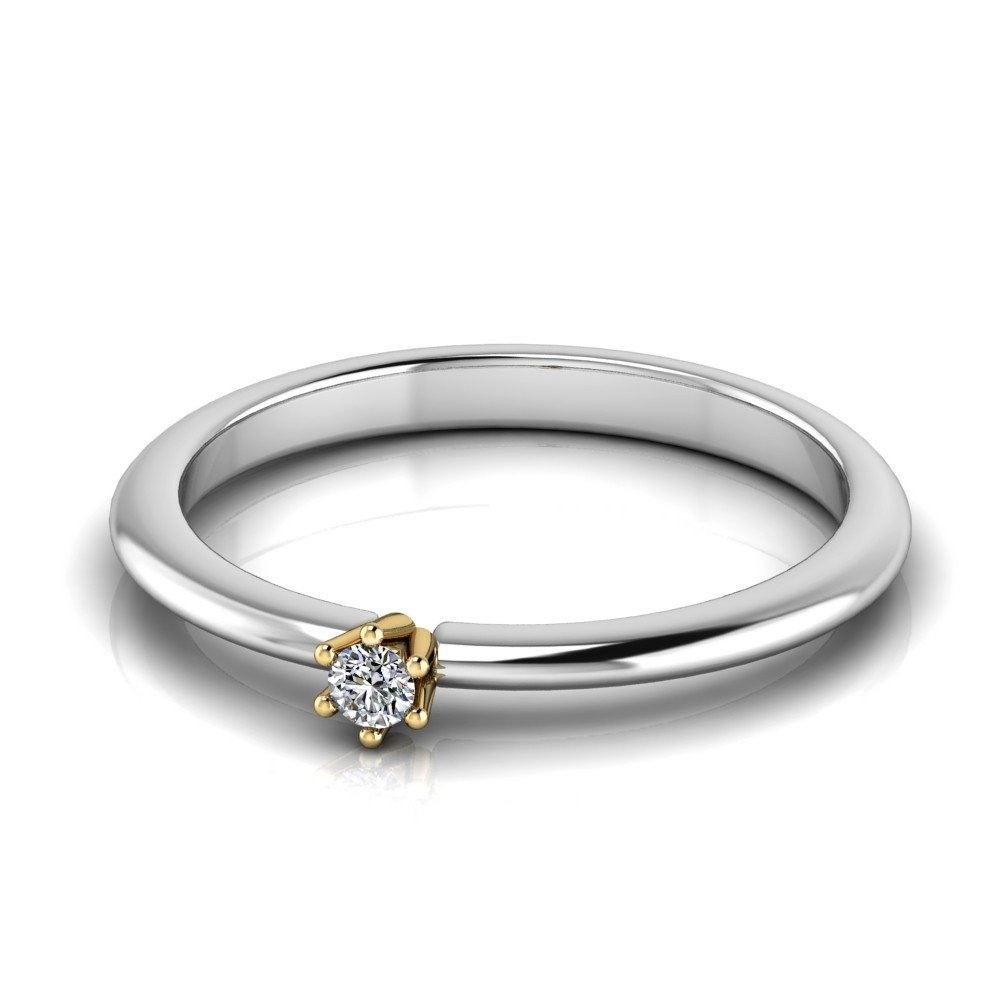 Vorschau: Verlobungsring-VR01-333er-Weiß-Gelbgold-1162-deta