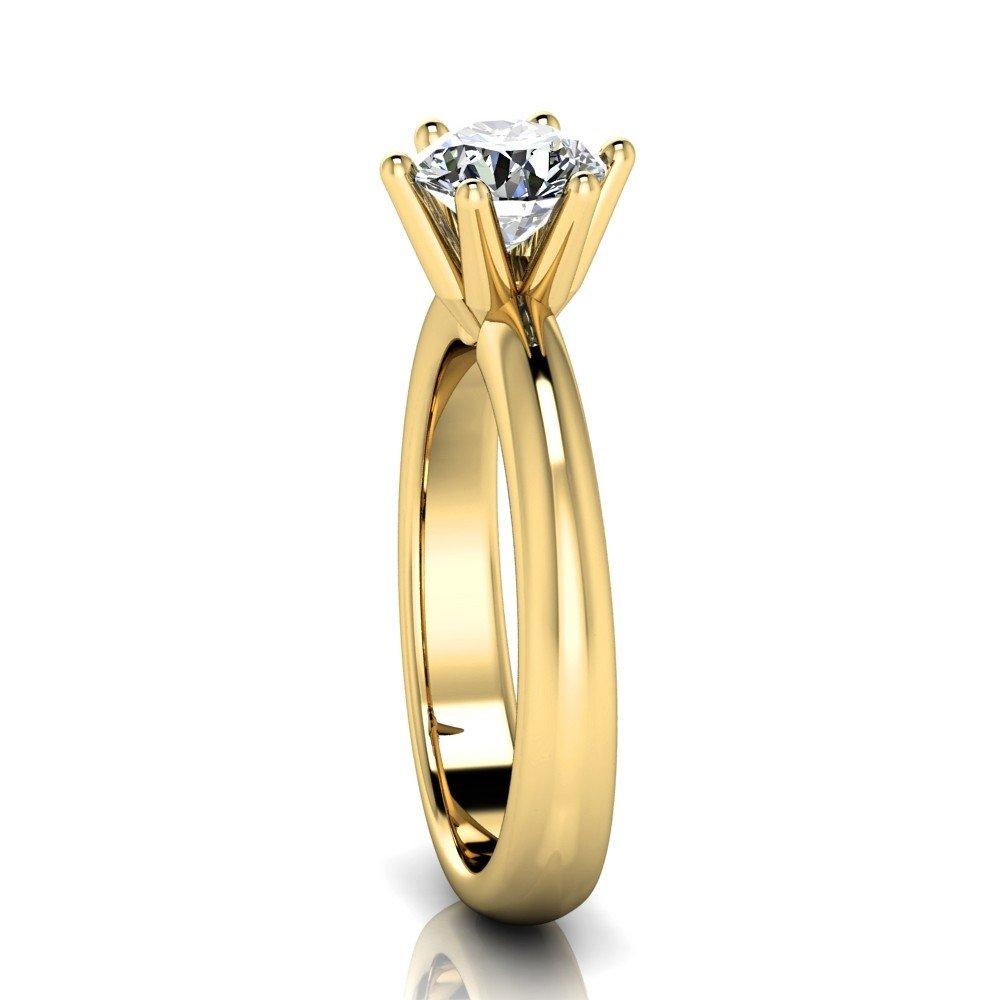 Vorschau: Verlobungsring-VR01-333er-Gelbgold-4925-ceta
