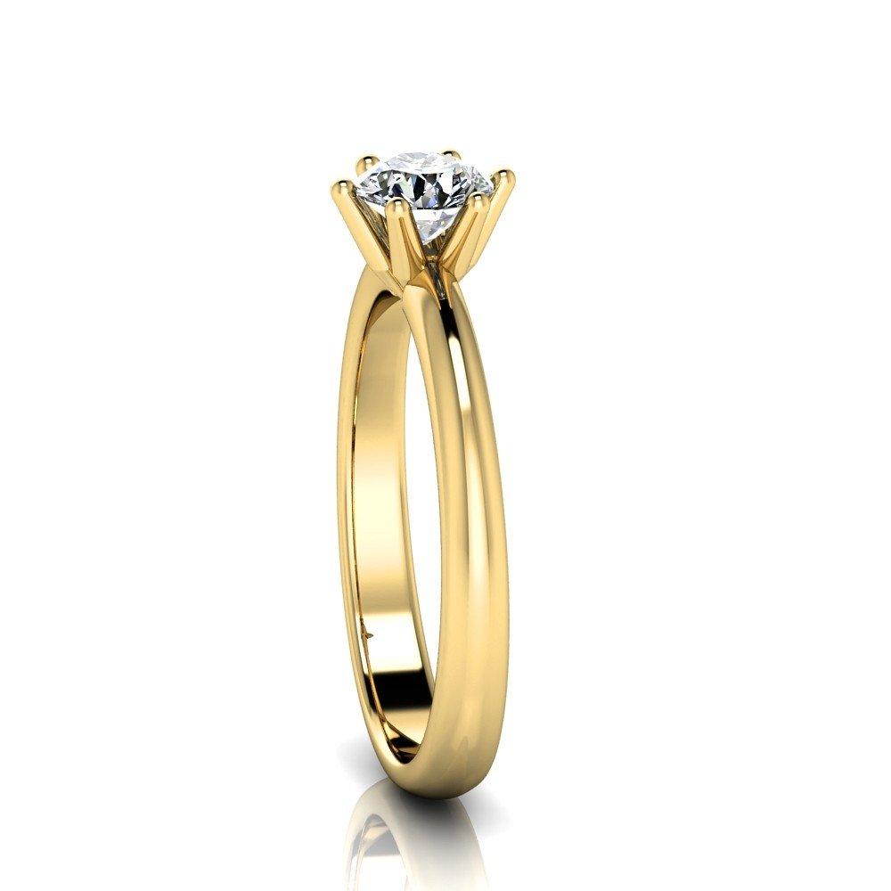 Vorschau: Verlobungsring-VR01-333er-Gelbgold-4909-ceta